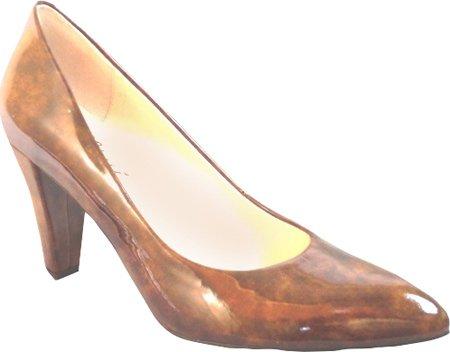 Bellini Kvinners Peru Ii Klassisk Elegant Mote Pumper Brun Skilpadde Patent