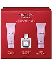 New Vera Wang Embrace Rose Buds and Vanilla Eau De Toilette 30ml Gift Set Perfume