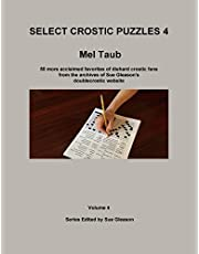 Select Crostic Puzzles 4
