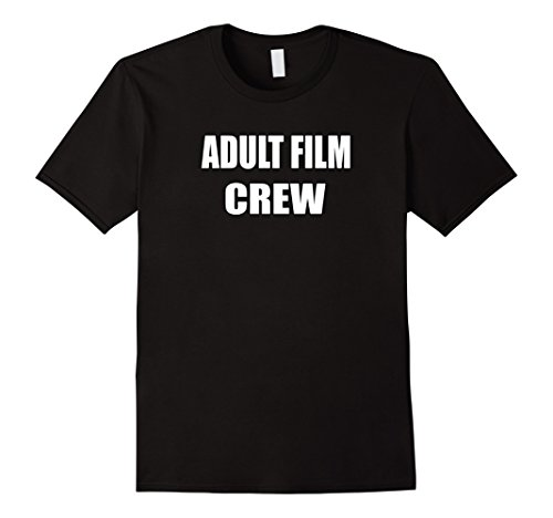 Mens Adult Film Crew Shirt Fun Matching Group Costume Idea Medium Black - Famous Actors Halloween Costumes