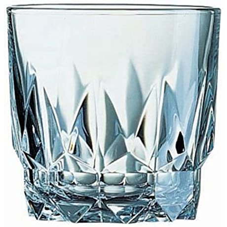 Arcoroc 57286 Artic 8 Oz Wine Glass 48 CS