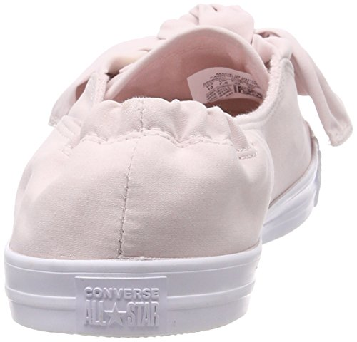 Converse on Femme Slip Baskets Rose Knot CTAS Bonbon Barely Rose wapPAwq