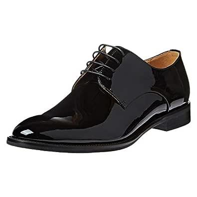 Pierre Cardin Oxford Shoes for Men - Black