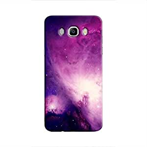 Cover It Up Purple Nebula Hard Case For Samsung Galaxy J7, Multi Color