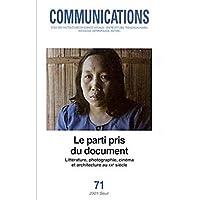 Communications, no 71