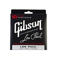 Cuerdas de Guitarra Eléctrica Gibson Les Paul Premium, Light Gauge 10-46