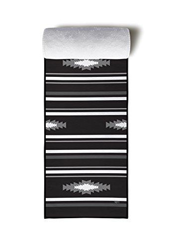 YETI YOGA – The Dark Suzy Yoga Towel, Lightweight Slip-Free Yoga Mat Towel, 100% Microfiber Review