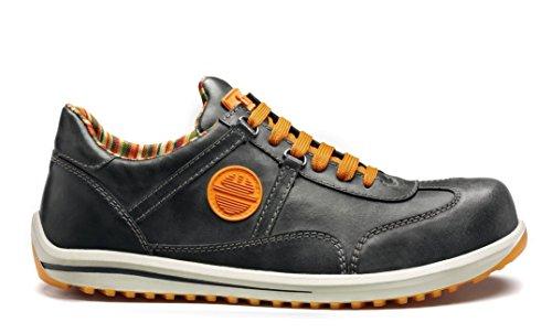 Rassig Schuh S3 SRC 44 Antracite
