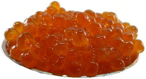 (Bemka.com American Salmon Wild Caviar, 16-Ounce Tin)