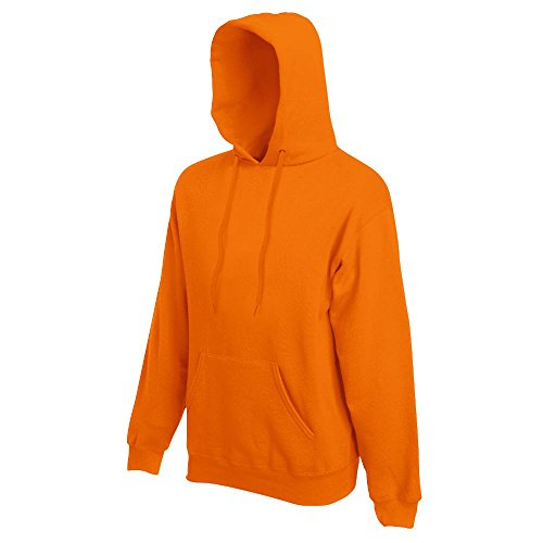 Inconnu Sweat Homme Orange Shirt Hooded rwrzqg06