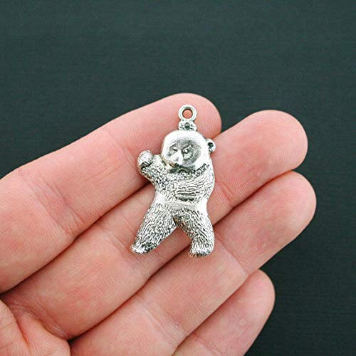 Grizzly Bear Charm - 4