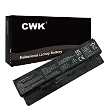 CWK Long Life Replacement Laptop Notebook Battery for Asus N76VZ B53A N46VJ N46VZ N56D N56VJ N56VZ N76V A31-N56 A32-N56 A33-N56 N46 N46Ei321Vm-Sl N46Ei321Vz-Sl N46 N46Ei361Vm-Sl