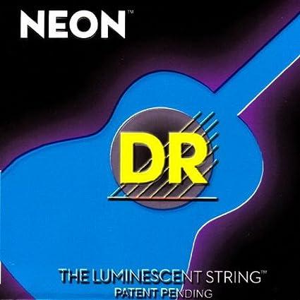 'Dr HiDef HiDef Blue Neon Acoustic 010