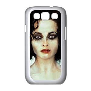 Samsung Galaxy S3 9300 Cell Phone Case White 'Marla Singer' The Fight Club K5M6FK