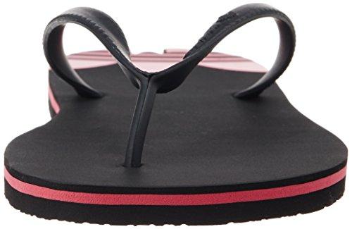 W Mujer Adisun Adidas Rosexu negbas Negro Rosa Sandalias Negbas U5S5Kwtqr