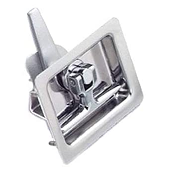 Southco 24 Series Stainless Flush T-Handle Cam Latch P//N:24-20-312-35