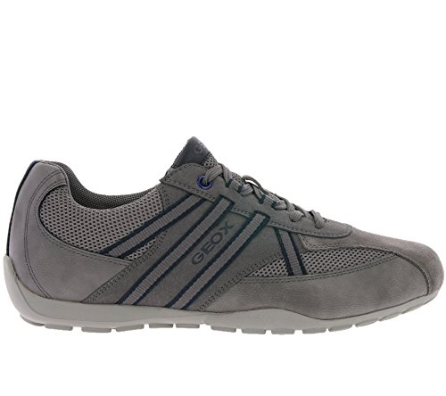 Geox Zapatos Hombre Deportivos Azul Geox Grises Ravex Pr0qOawxP
