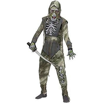 Zombie Ninja Child Costume - Large