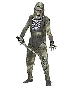 Amazon.com: Zombie Ninja Niño Disfraz – Grande: Toys & Games