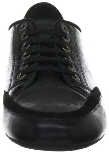 Noir 1000 Femme Chaussure Lacet Mephisto BRENIA Verni qftpF0w