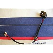 wangpeng® Toshiba Satellite L300 L305 DC Power Jack w/ Cable NEW