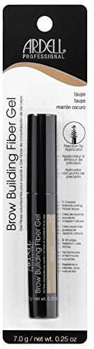 Ardell Brow Building Fiber Gel Taupe Taupe