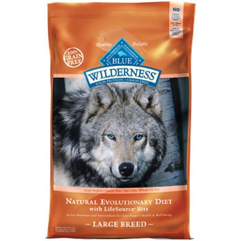 Blue Buffalo Wilderness Large Breed – 24 lb bag, My Pet Supplies