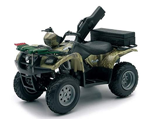 New Ray 1/12 Suzuki Vinson Auto 500 4x4 Camo ATV New Ray Toys 42903