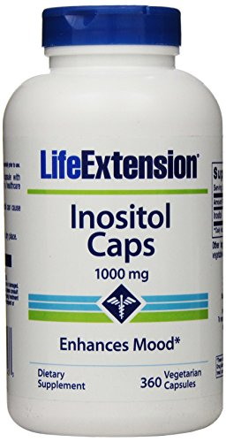 Life Extension Inositol Vegetarian Capsules