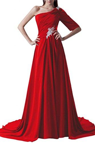 spalle Grape Sunvary da donna New abiti d'onore Shiny Fashion damigella sera da per ttSqn1