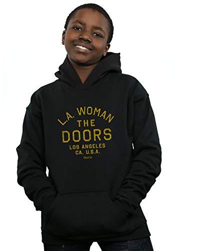 Absolute À Garçon Text Doors The La Capuche Sweat Noir Woman Cult 8qrg78