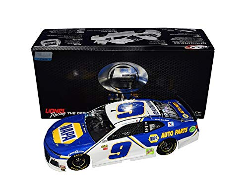 AUTOGRAPHED 2019 Chase Elliott #9 NAPA Auto Parts Racing (Hendrick Motorsports) Monster Energy Cup Series Signed Lionel 1/24 Scale RCCA ELITE NASCAR Diecast Car with COA (#289 of only 584 produced!)