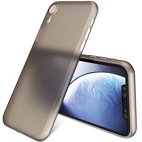 new product f2653 b3cf4 TOZO for iPhone XR Case 6.1 Inch (2018) Ultra-Thin Hard Cover Slim ...