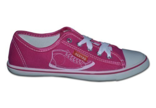 Red Tag , Damen Sneaker Pink
