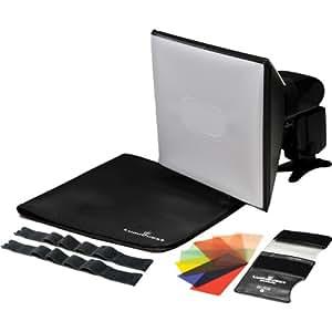 LumiQuest Strobist Kit - Pack de accesorios para cámara