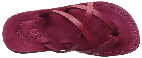 Jerusalem Women's Tamar Sandals Slide Pink q4qgOrRH