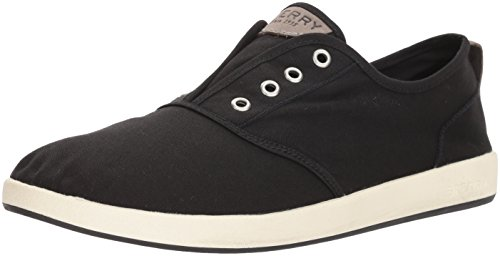 Sperry Top-sider Mens Deriva Barca Cvo Sneaker Nero