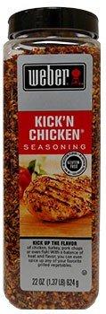 Weber Kick'n Chicken 22oz (Pack of 12) by Weber