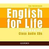 English for Life Intermediate: Class Audio CDs (3)