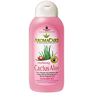 PPP Pet Aroma Care Conditioning Cactus Shampoo, 13-1/2-Ounce