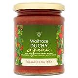 Waitrose Duchy Organic tomato chutney 300g