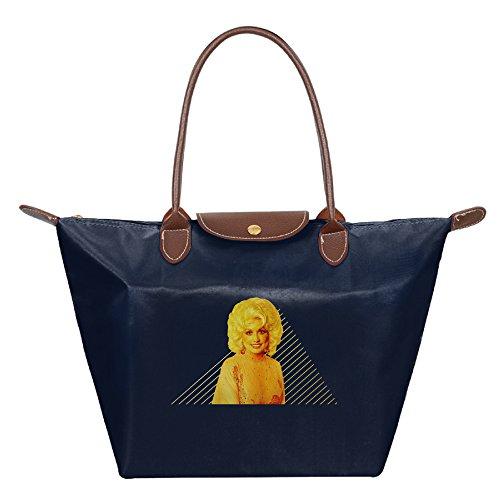 [BigDay Dolly Pure & Simple Best Graphic Visor Dumpling Shape Reusable Tote Bag Diaper Bag] (Traveling Circus Costume)