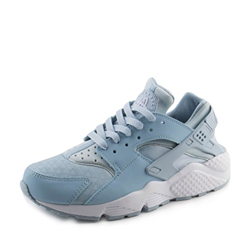 Nike Womens Wmns Air Huarache Run Armory Blue Leather Size 6 by NIKE
