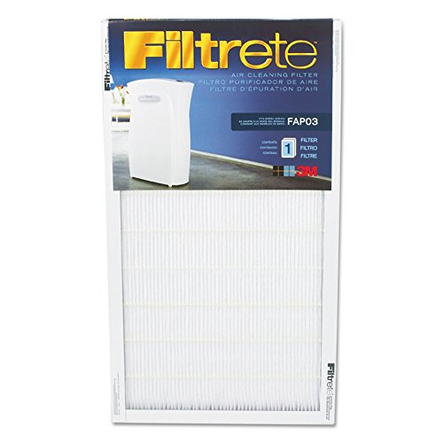 Filtrete Ultra Clean Living Room Replacement Filter FAPF03-4