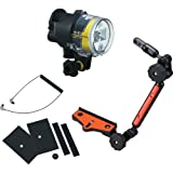 Sea & Sea YS-D1 Strobe Package with Arm and Tray