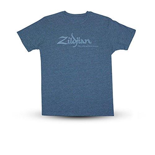 Zildjian Heathered Blue T - Size L