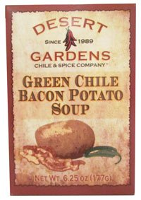 Green Chili Potato Soup (Desert Gardens Green Chile Bacon Potato Soup)