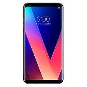 LG V30+ Plus ThinQ H930DS (Dual Sim 4G/3G, 128GB/4GB) - Black - [100% Australian Stock]