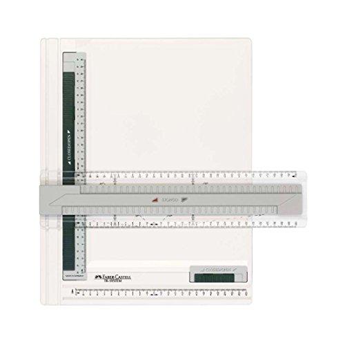 Faber-Castell 171274 - Zeichenplatte A4 TK-SYSTEM