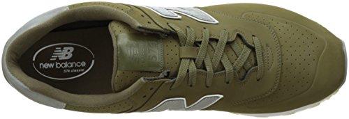Nieuw Evenwicht Heren Ml574 Luxe Rep Pak Sneaker Zegevieren Groen / Zegevieren Groen